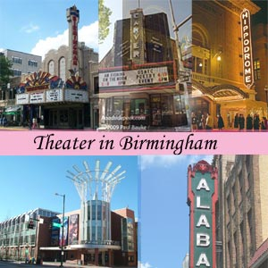 Alexandra Theater in Birmingham