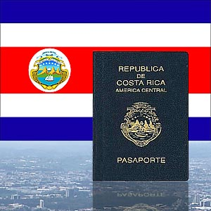 Costa Rica Travel Visa